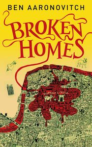 [Rivers Of London: Book 4: Broken Homes (Product Image)]