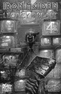 [Iron Maiden: Legacy Of The Beast: Volume 2: Night City #4 (Cover A La Mantia) (Product Image)]