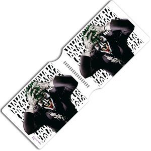 [Batman: Travel Pass Holder: The Joker By Brian Bolland (Product Image)]