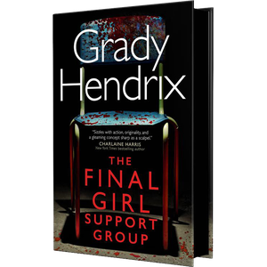 [The Final Girl Support Group (Forbidden Planet Exclusive Signed Bookplate Edition Hardcover) (Product Image)]