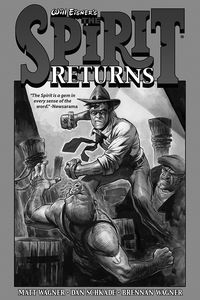 [Will Eisner's The Spirit Returns (Hardcover) (Product Image)]