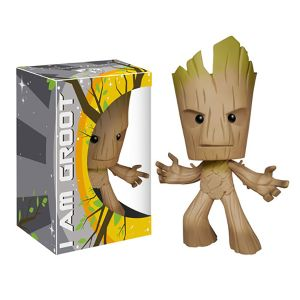 [Marvel: Guardians Of The Galaxy: Super Deluxe Vinyl Figure: Groot (Product Image)]