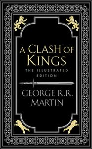 [A Song Of Ice And Fire: Book 2: A Clash Of Kings (Hardcover) (Product Image)]