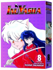 [Inu Yasha: Volume 8 (Vizbig Edition) (Product Image)]
