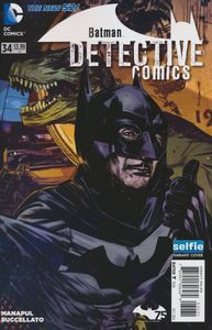 [Detective Comics #34 (DCU Selfie Variant) (Product Image)]
