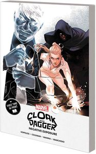 [Cloak & Dagger: Negative Exposure (Product Image)]