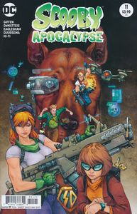 [Scooby Apocalypse #11 (Variant Edition) (Product Image)]