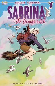 [Sabrina The Teenage Witch #1 (Cover A Fish) (Product Image)]