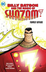 [Billy Batson & The Magic Of Shazam: Book 1 (Product Image)]