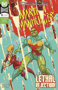[Martian Manhunter #9 (Product Image)]