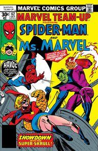 [True Believers: Captain Marvel: Spider-Man & Ms Marvel #1 (Product Image)]