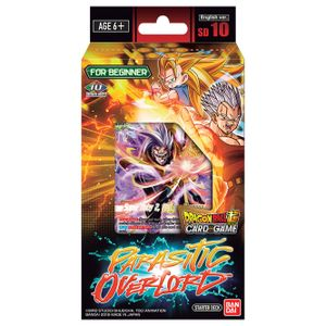 [Dragon Ball Super: Starter Deck: Parasitic Overlord (Product Image)]