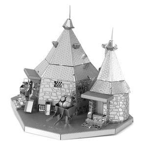 [Harry Potter: Metal Earth Model Kit: Hagrids Hut (Product Image)]