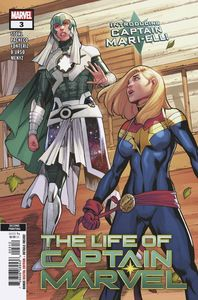 [Life Of Captain Marvel #3 (Of 5) (2nd Printing Pacheco Variant) (Product Image)]