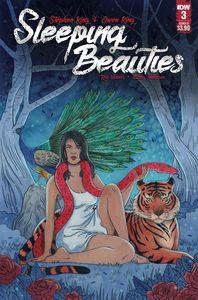 [Sleeping Beauties #3 (Cover B Woodall) (Product Image)]