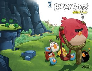 [Angry Birds Comics: Game Play #2 (Subscription Variant) (Product Image)]