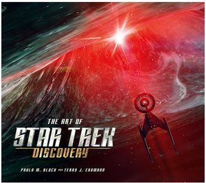 [The Art Of Star Trek: Discovery (Hardcover) (Product Image)]