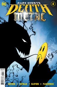 [Dark Nights: Death Metal #4 (Product Image)]