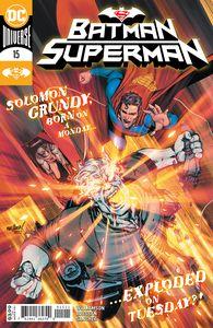 [Batman/Superman #15 (Product Image)]