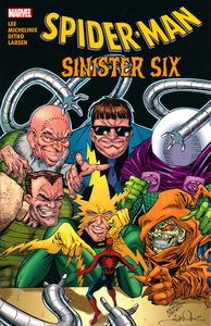 [Spider-Man: Sinister Six (Product Image)]