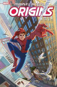 [Marvel Action: Origins: Volume 1 (Product Image)]