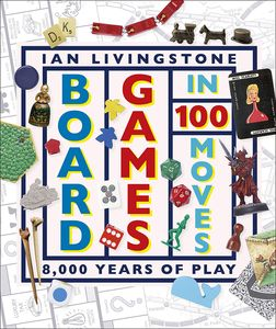 [Board Games In 100 Moves (Hardcover) (Product Image)]
