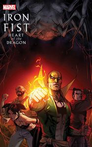 [Iron Fist: Heart Of Dragon #4 (Product Image)]