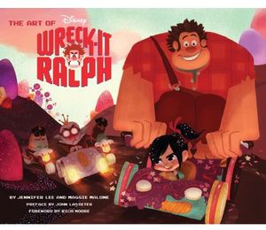 [Art Of Wreck-It Ralph (Hardcover) (Product Image)]