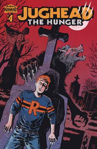 [Jughead: The Hunger #4 (Cover C Walsh) (Product Image)]