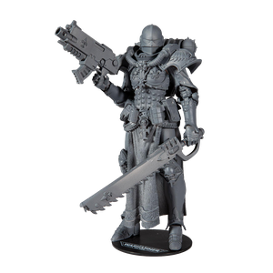 [Warhammer 40K: Action Figure: Adepta Sororitas Battle Sister (Artist's Proof) (Product Image)]