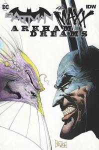 [Batman/The Maxx: Arkham Dreams (Hardcover) (Product Image)]