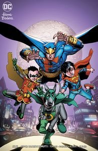 [Super Sons: Dynomutt Special #1 (Variant Edition) (Product Image)]