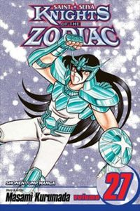 [Knights Of The Zodiac: Volume 27: Death and Sleep (Product Image)]