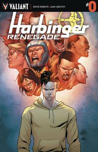 [Harbinger: Renegade #0 (Cover A Clayton) (Product Image)]
