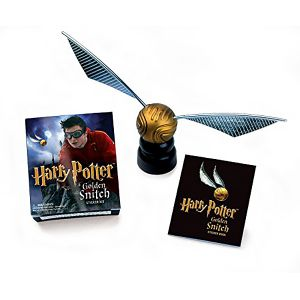 [Harry Potter Golden Snitch Sticker Kit (Product Image)]