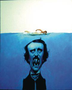 [Edgar Allan Poe's Snifter Of Terror #4 (Product Image)]