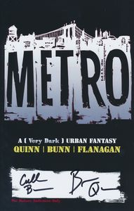 [Metro (Signed SDCC Preview) (Product Image)]
