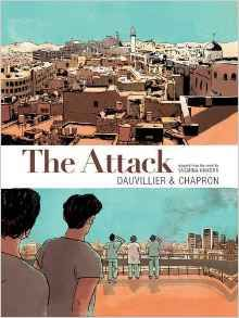[The Attack (Hardcover) (Product Image)]