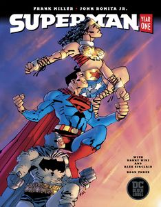 [Superman: Year One #3 (Miller Cover) (Product Image)]