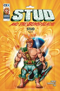 [Stud & The Bloodblade #2 (Cover B Santalucia) (Product Image)]