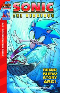 [Sonic The Hedgehog #276 (Thomas Reg Cover) (Product Image)]