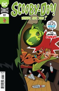 [Scooby Doo: Where Are You #107 (Product Image)]