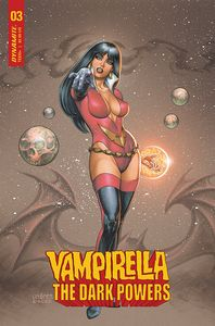 [Vampirella: Dark Powers #3 (Cover B Linsner) (Product Image)]