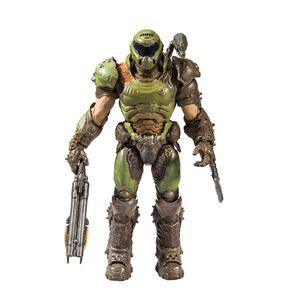 [Doom: Action Figure: Doom Slayer Classic (Product Image)]