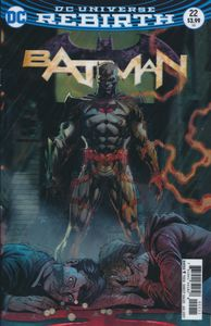 [Batman #22 (The Button - Lenticular Variant Edition) (Product Image)]