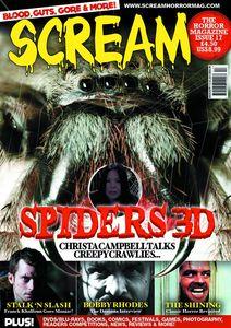 [Scream Magazine #18 (Product Image)]