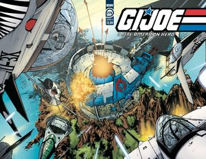 [Gi Joe: A Real American Hero #279 (Cover A Sanchez) (Product Image)]