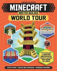 [Minecraft Master Builder World Tour (Product Image)]