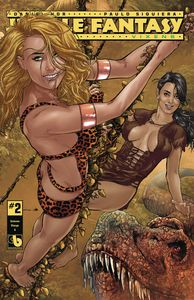 [Jungle Fantasy: Vixens #2 (Costume Change A) (Product Image)]