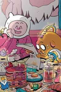 [Adventure Time: Beginning Of The End #2 (Subscription Daguna Variant () (Product Image)]